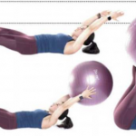 how to use a pilates ball2