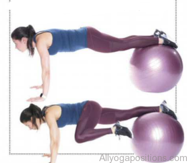how to use a pilates ball3