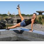 yoga and pilates training background