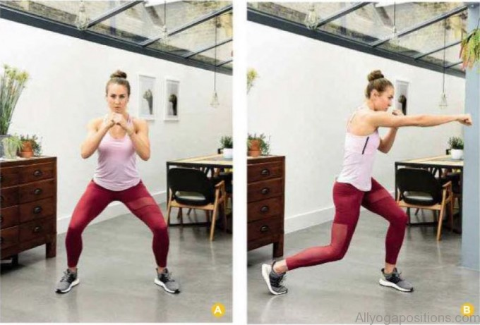 box yourself fit try these boxing exercises to get a dose of cardio and strength training all in one no bag or gloves required