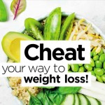 cheat your way to weight loss