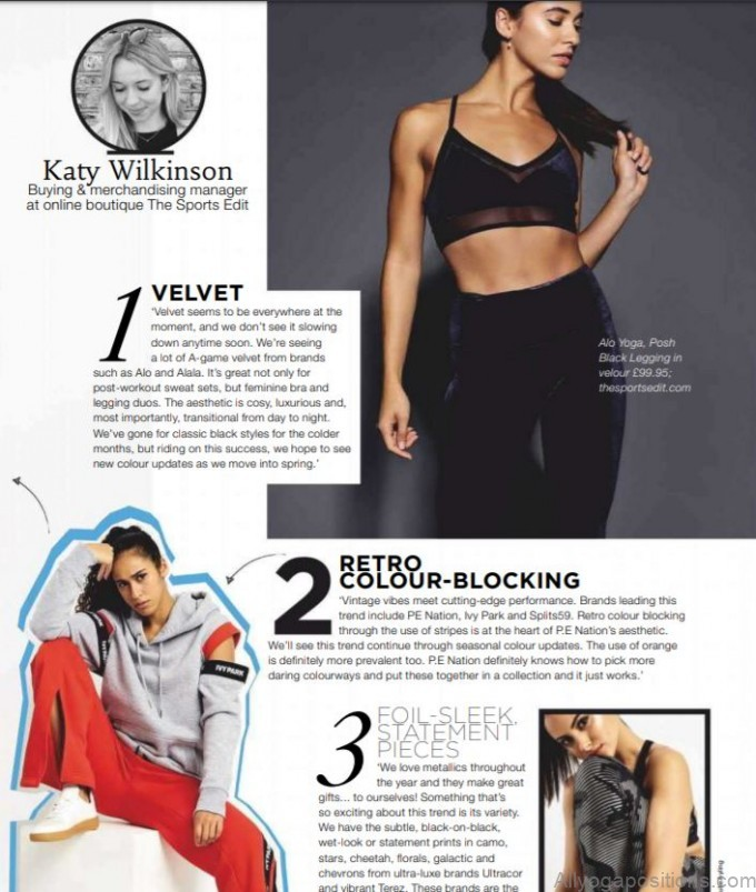 fitness fashion trends 20202
