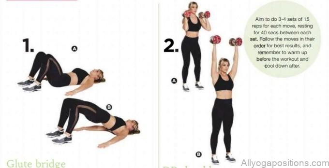 gemma atkinsons workout routine