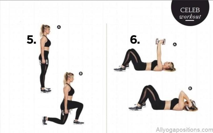gemma atkinsons workout routine4