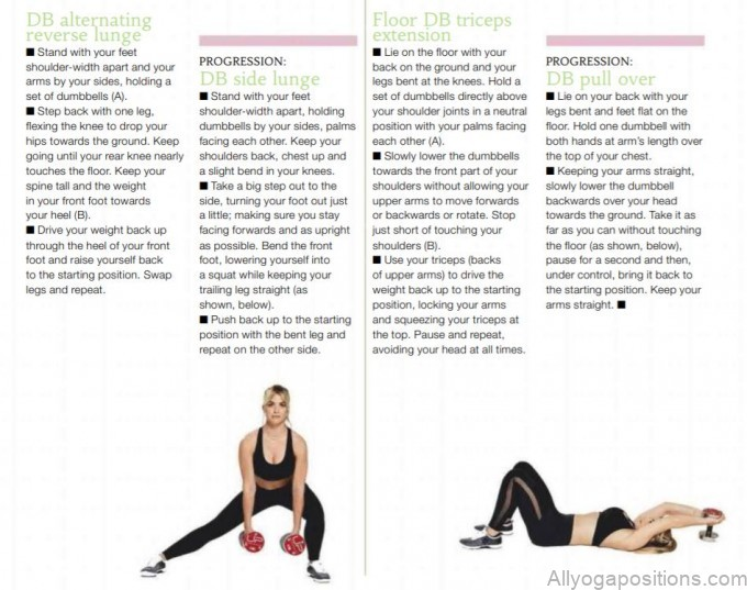 gemma atkinsons workout routine5