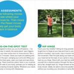 workout regain your body balance