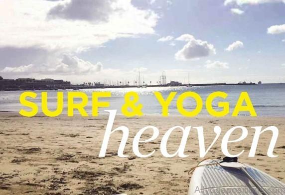 surf yoga hevaven