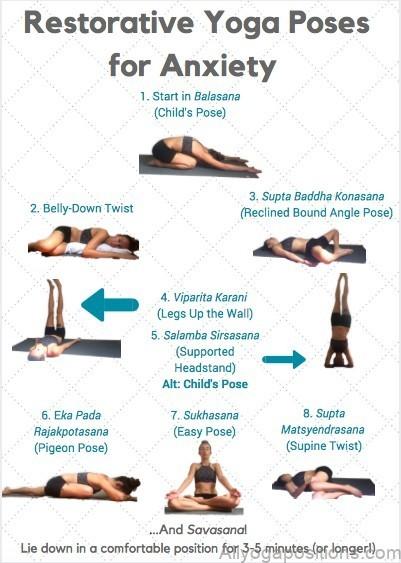 10 best restorative yoga poses 1