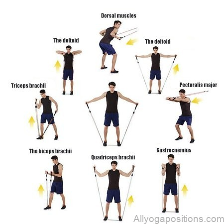 resistance band exercises and workouts