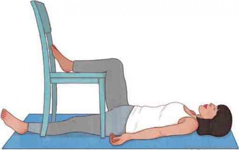 sciatica s o s yoga pose