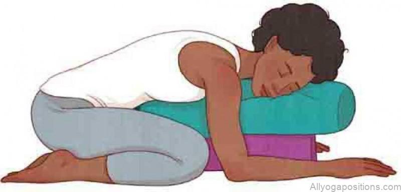 Yoga Pose : Inward Bound