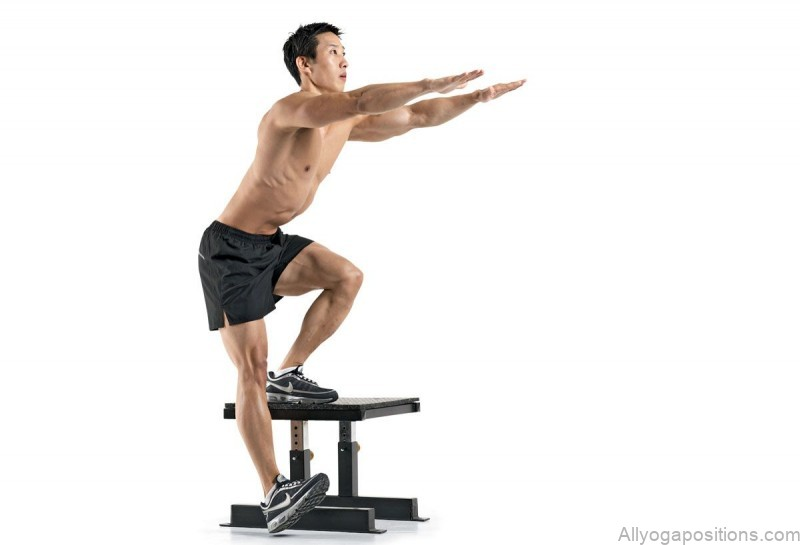 single leg squats this is a great exercise that targets many muscle groups in one go heres why you should include it in your workout 2